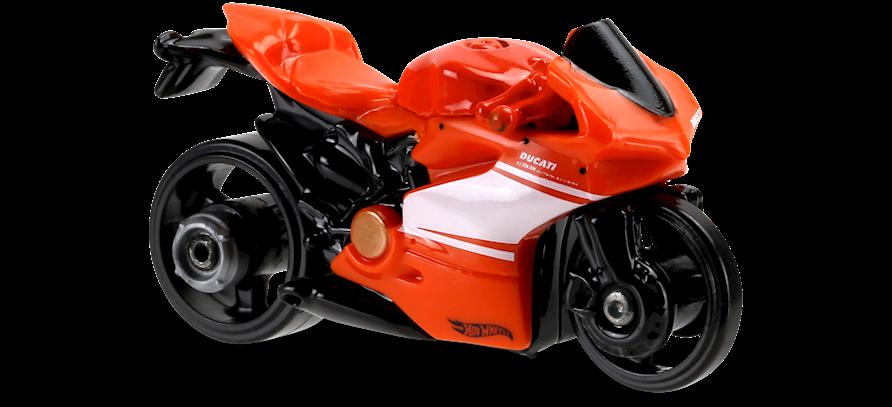 Ducati 1199 Superleggera In Red Hw Moto Car Collector Hot Wheels