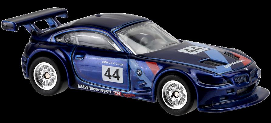 Bmw Z4 M In Blue Bmw Car Collector Hot Wheels