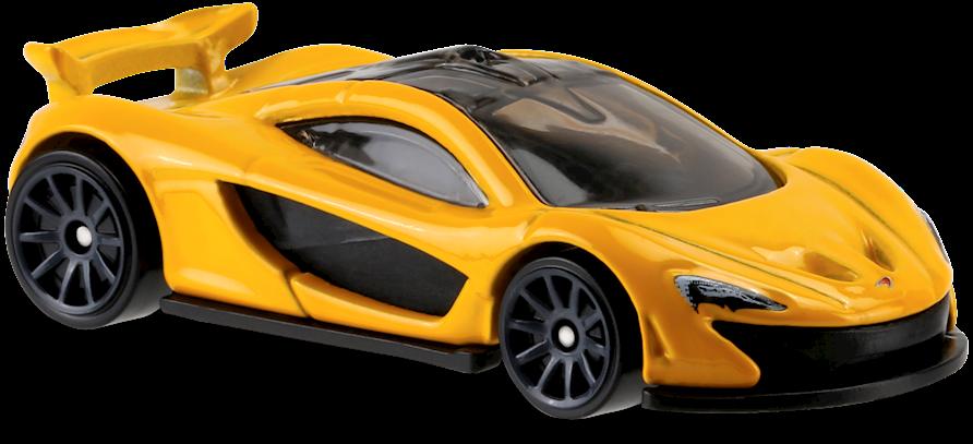 Cars Yellow Car