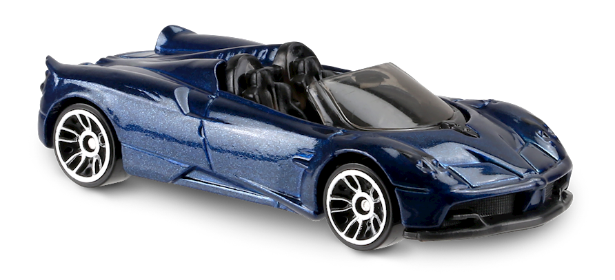 17 Pagani Huayra Roadster in Blue, HW EXOTICS, Car Collector | Hot