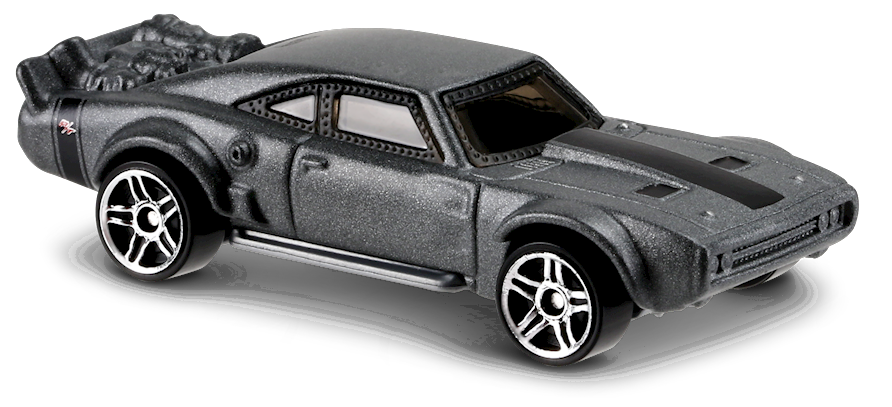 Dodge Ice Charger >> Ice Charger in Grey, HW SCREEN TIME, Car Collector | Hot Wheels