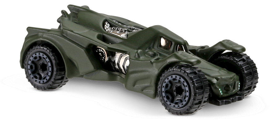 Batman™: Arkham Knight Batmobile in Green, BATMAN™, Car ...