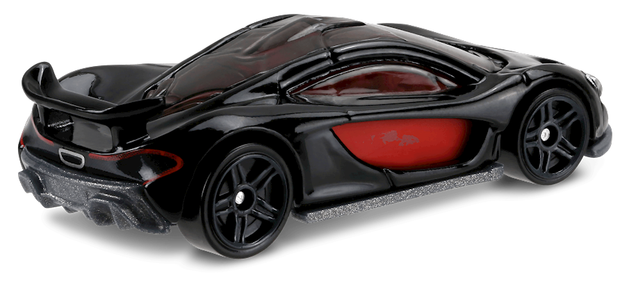 Mclaren P1 In Black Then And Now Car Collector Hot Wheels