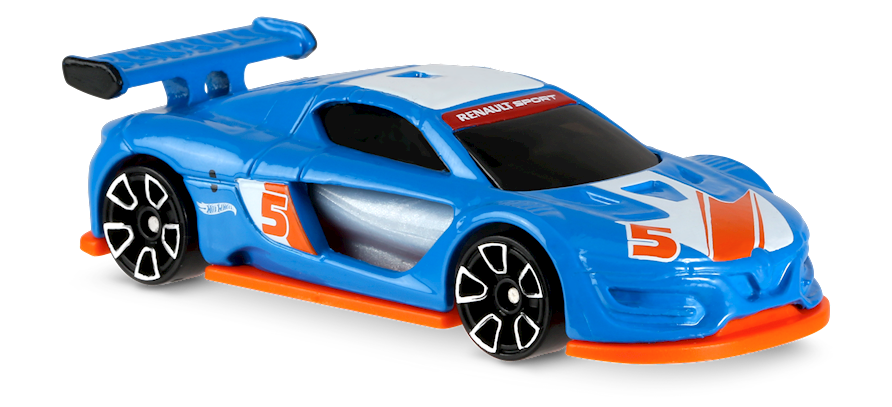 Renault Sport R S 01 In Blue Hw Exotics Car Collector Hot Wheels