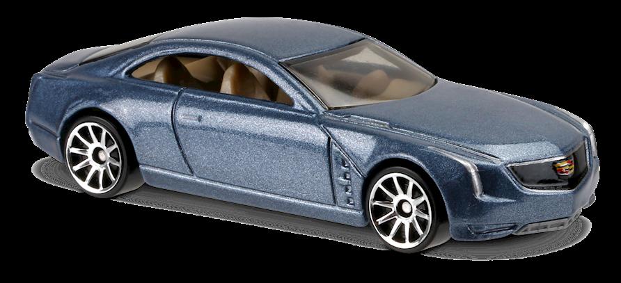 Cadillac® Elmiraj™ in Grey, FACTORY FRESH, Car Collector ...