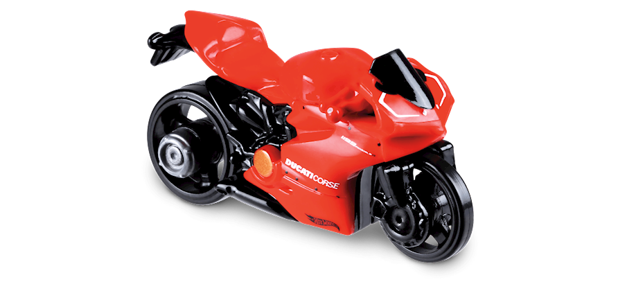 Ducati 1199 Panigale In Red Hw Moto Car Collector Hot Wheels