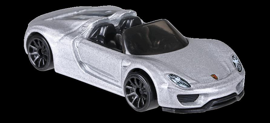 porsche 918 spyder in silver factory fresh car collector. Black Bedroom Furniture Sets. Home Design Ideas