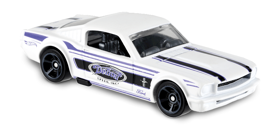 Toys Hobbies Contemporary Manufacture Hot Wheels 65 Mustang Fastback 2 2 Collection Portalsuacidade Com Br