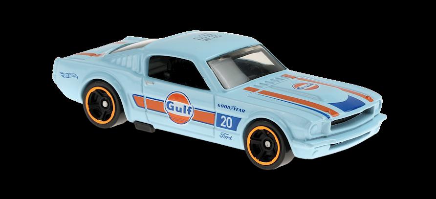 HOT WHEELS 2020 neu in OVP ´65 Mustang 2+2 Fastback 116 Speed Graphics