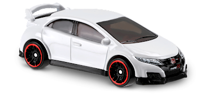 16 Honda Civic Type R