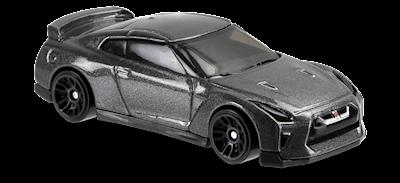 2017 Nissan GT-R (R35)