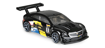 '16 Cadillac<sup>®</sup> ATS-V™ R