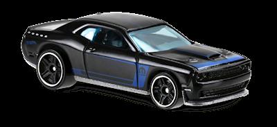 15 Dodge Challenger SRT