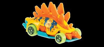 Hot Wheels Pack 5 Vehículos Dino Raiders