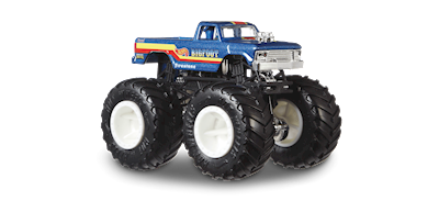Hot Wheels Monster Trucks 2019 Car Collector Hot Wheels