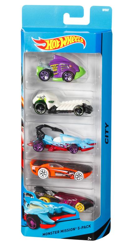 Hot Wheels 5 Car Gift Pack Styles May Vary Shop Hot Wheels Cars