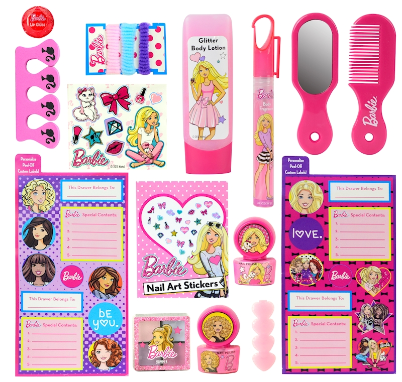 Barbie Nail Art Games Free Download: Barbie Beauty Armoire