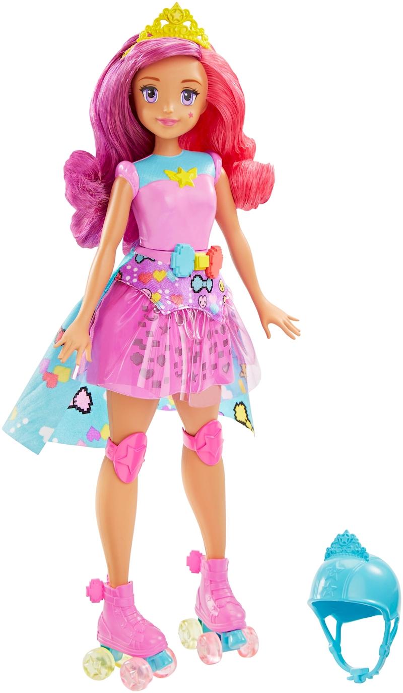 6828b337b5 Barbie™ Video Game Hero Match Game Princess™ Doll