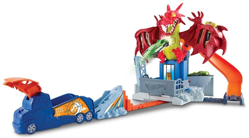 Hot Wheels Dragon Blast Play Set Shop Hot Wheels Cars Trucks