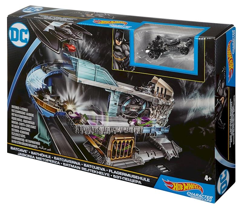 45be33f1cf9f Hot Wheels® DC™ Batcave™ Play Set - Shop Hot Wheels Cars