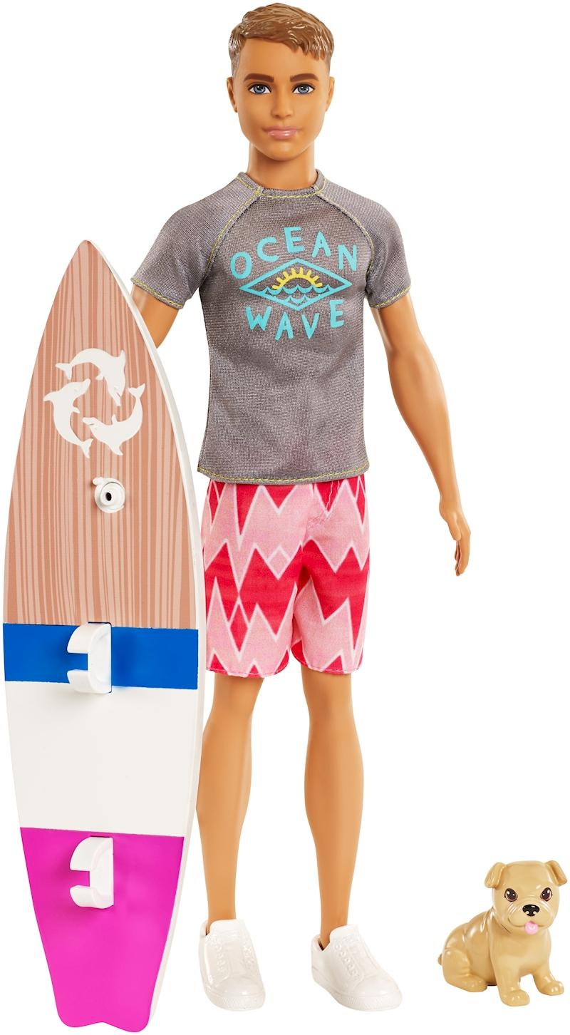 Mágicos Y Ken® De Barbie Muñeco Delfines Los OkXuZPi