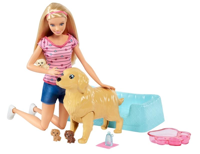 Sorpresa Sorpresa Sus Perritos Sus Y Barbie Barbie Perritos Y wmn0vNOy8
