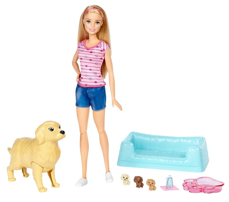 Barbie Y Sus Perritos Sorpresa