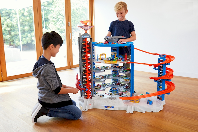 Hot Wheels Super Ultimate Garage Play Set Shop Hot Wheels Cars