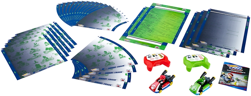Hot Wheels® Ai Starter Set Mario Kart Edition Track Set