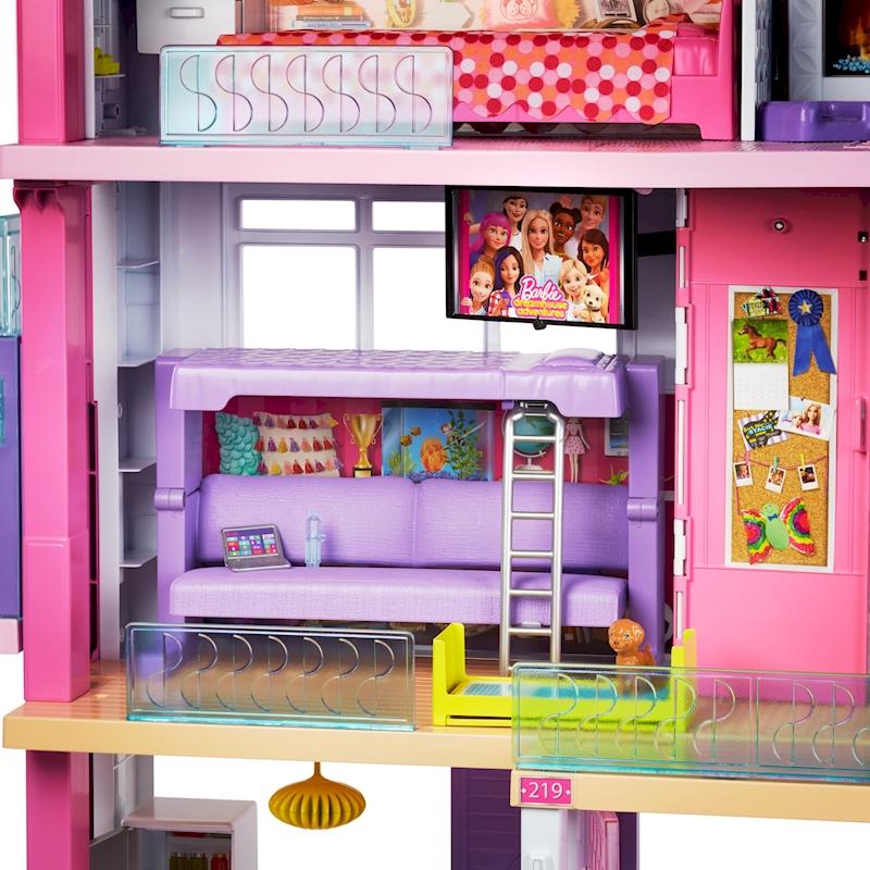 barbie haus ausmalbilder barbie traumvilla  kostenlose