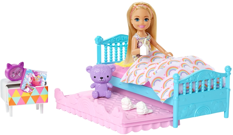 Barbie Club Chelsea Doll Playset