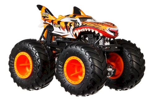 HW MT Tiger Shark Shop Hot Wheels
