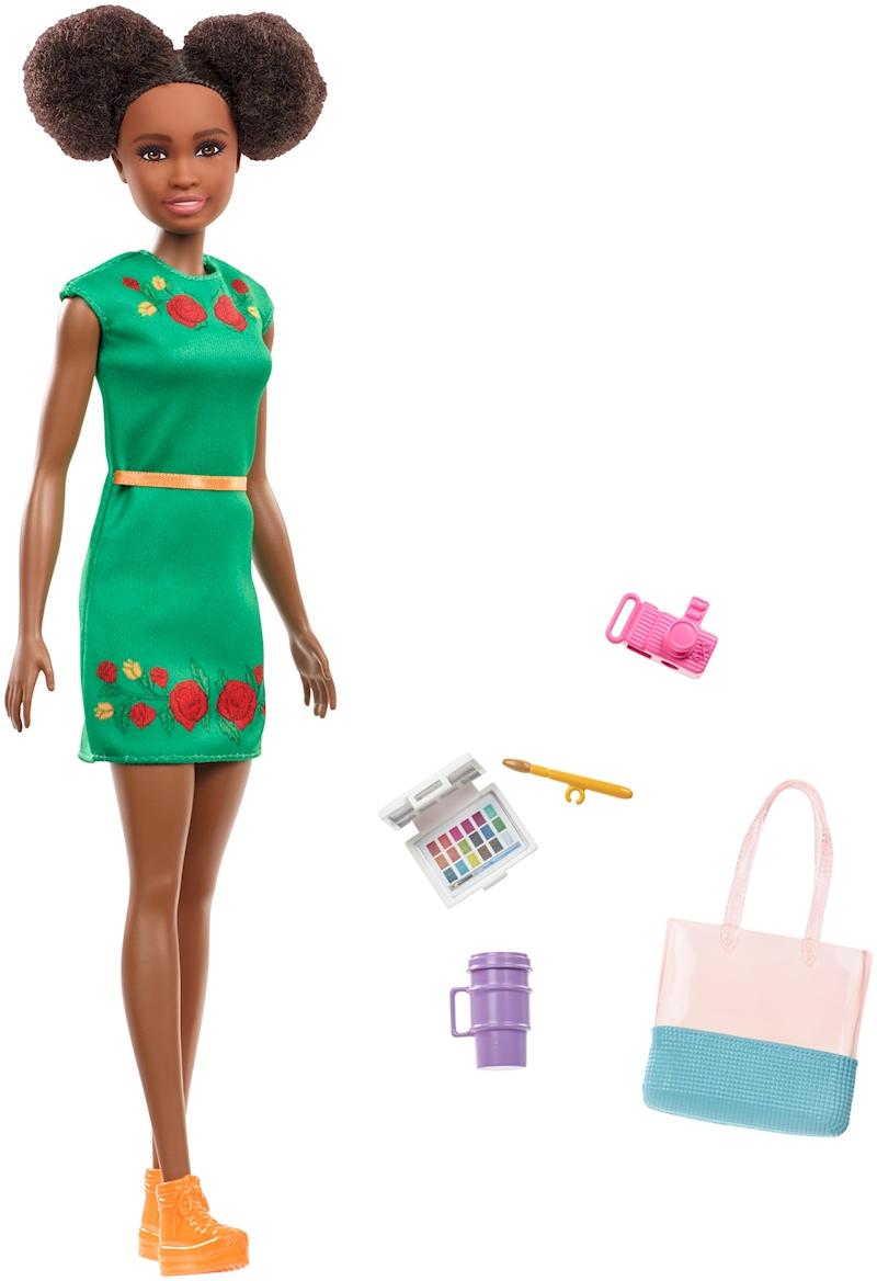 Poupée Barbie® Poupée Et Accessoires Barbie® Et 8wXOnPk0
