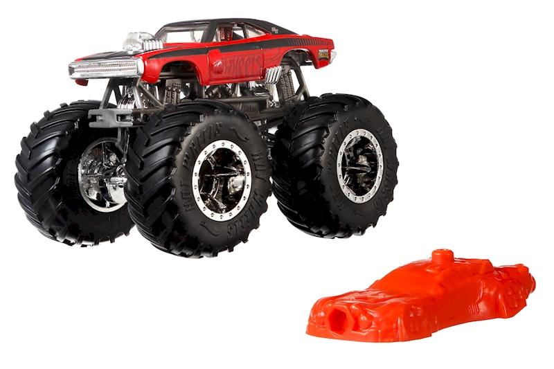 Hot Wheels Monster Trucks 1 64 70 Dodge Charger R T Shop Hot Wheels Cars Trucks Race Tracks Hot Wheels