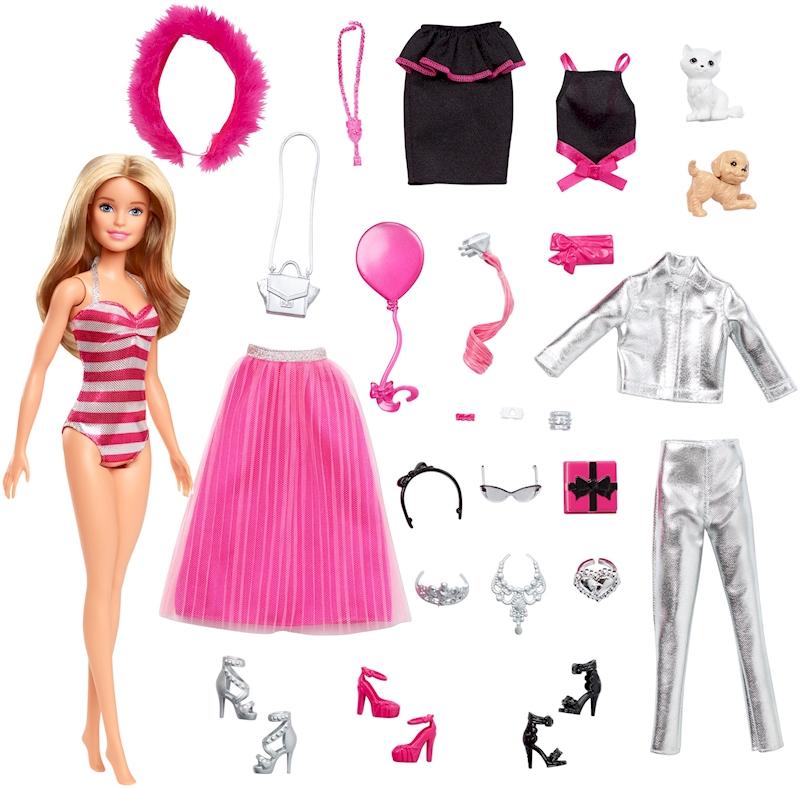 Calendrier de l'Avent Barbie®