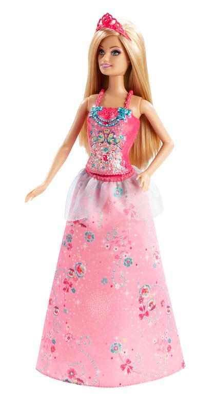 Pink Princess Barbie
