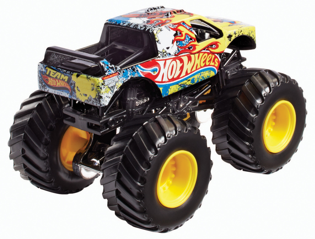 Hot Wheels Monster Jam Maximum Destruction Battle Trackset Shop