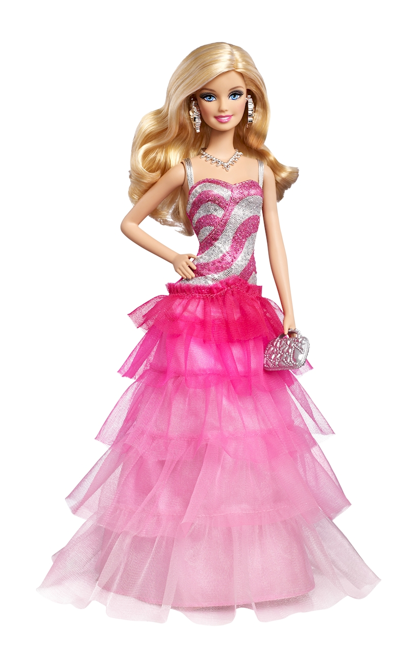 BARBIES VESTIDOS DE GALA