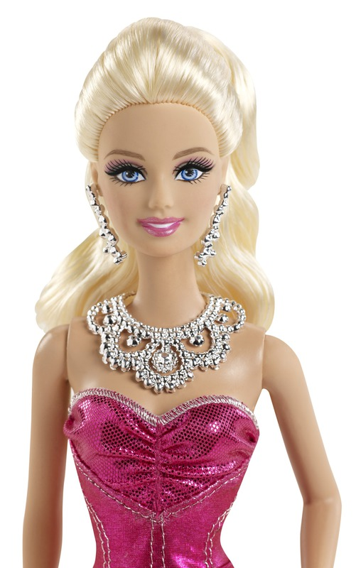 BARBIE® Pink & Fabulous™ Doll - Mermaid Gown