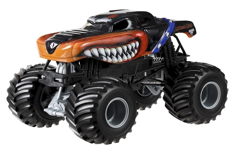Hot Wheels Monster Jam Monster Mutt Rottweiler Vehicle Shop