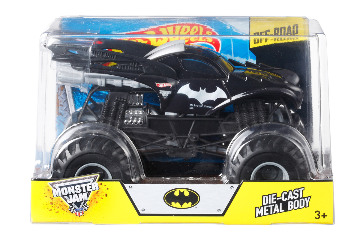 hot wheels monster jam batman shop hot wheels cars trucks race tracks hot wheels. Black Bedroom Furniture Sets. Home Design Ideas