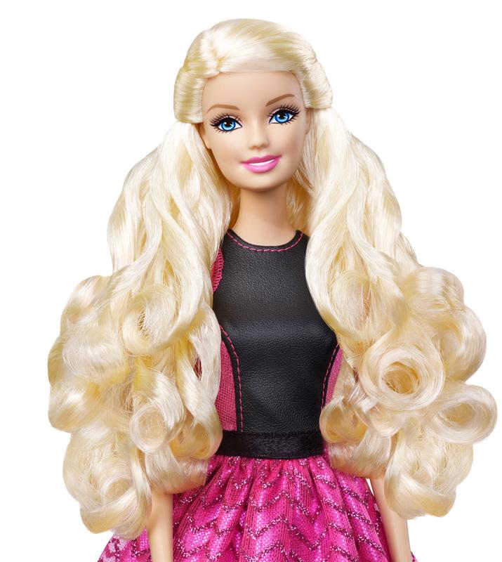 Barbie Endless Curls Doll