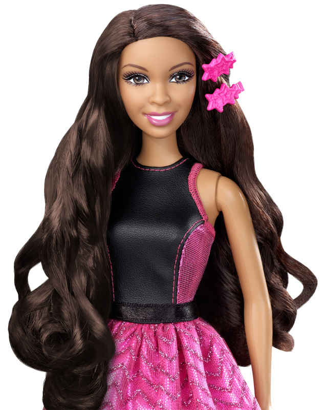Barbie 174 Endless Curls Doll African American