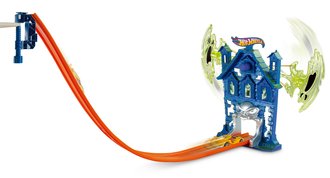 Hot Wheels Ghost Blaster Track Set Shop Hot Wheels Cars Trucks
