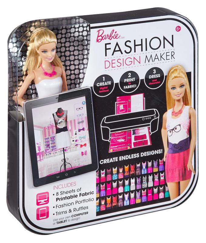 BARBIE® Fashion Design Maker™ Doll