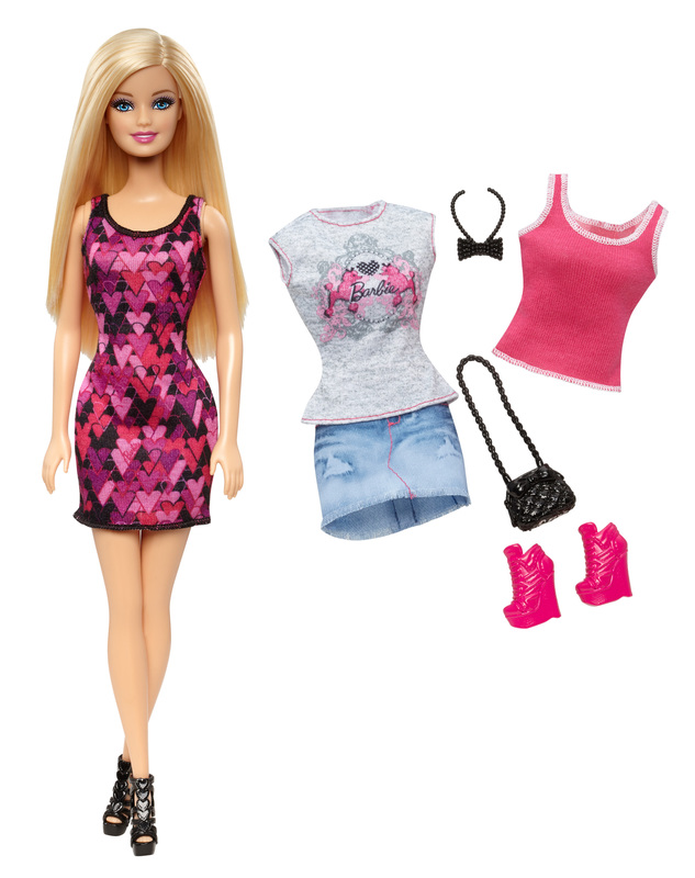 Barbie® Doll & Fashion Pack