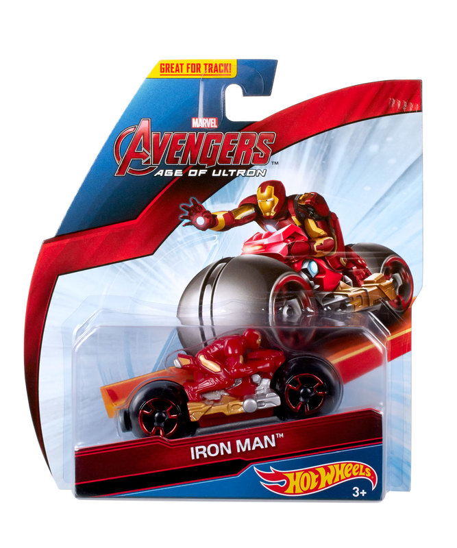 hot wheels avengers moto with rider assortment iron man shop hot wheels cars trucks race. Black Bedroom Furniture Sets. Home Design Ideas