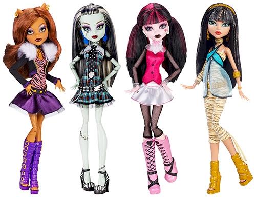 MUÑECAS DISEÑO ORIGINAL - Shop Monster High Doll Accessories, Playsets & Toys | Monster High