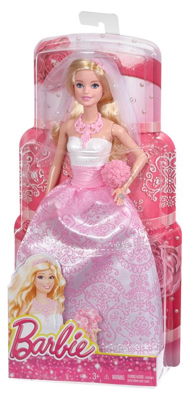 Barbie Fairytale Bride Doll
