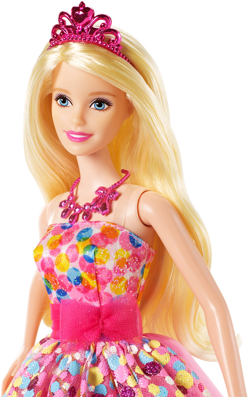 Barbie Happy Birthday Princess Doll